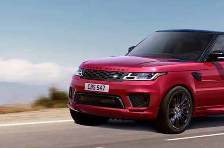 History of Range Rover